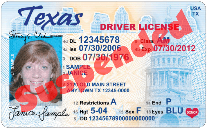 getting texas drivers license from out of state